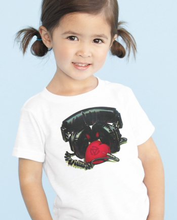 HEARTBEAT KIDS TEE