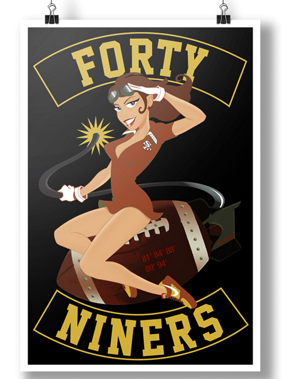 forty-niners-poster