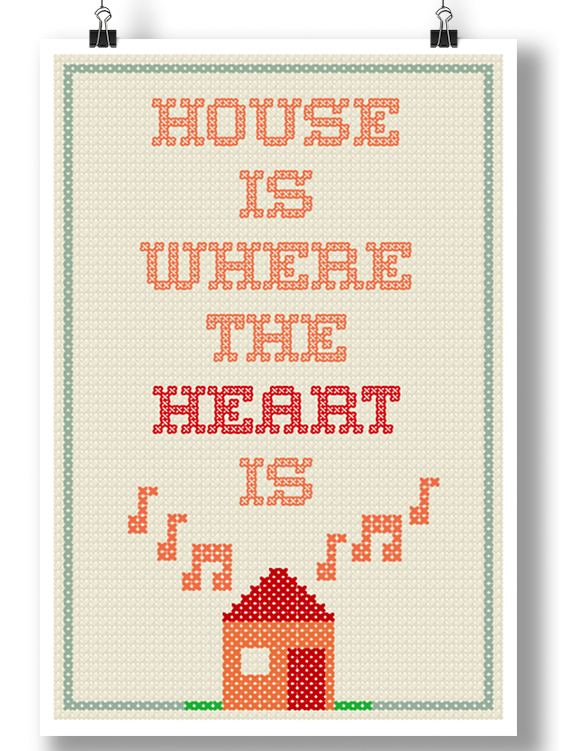 house-music-poster