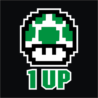 one-up