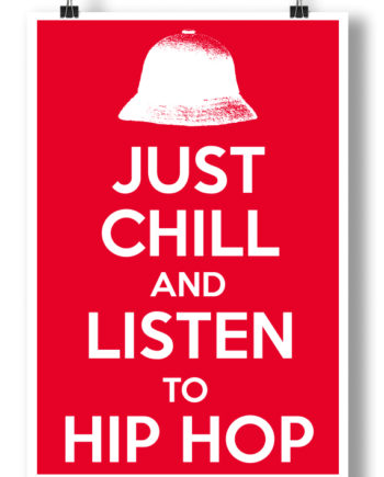 just-chill-poster